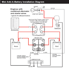 battery schematic wiring diagram components