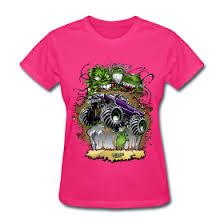 zombie monster truck women u0027s shirt purple monster trucks