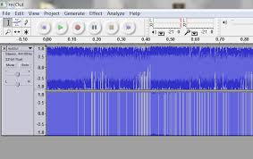 audacity android java recording a wav file from the mic in android problems