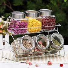kitchen canisters glass glass kitchen canisters decorating clear