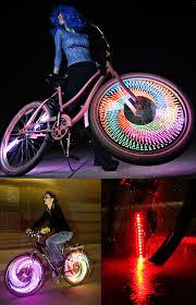 Monkey Bike Lights Led Bike Wheel Monkeylectric Lights Be Sportier