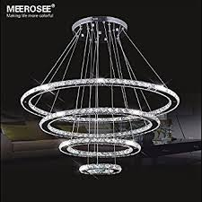 Chandelier Designer Amazon Com Crystal Chandelier Topmax Design 60cm Cut Crystal Led