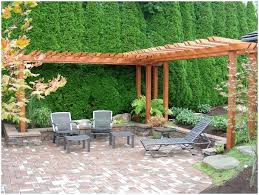 backyards enchanting great landscaping idea for a corner 78