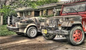 jurassic world jeep jurassic park jeep hdr by mindustry on deviantart