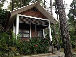 bungalow architecture foresta resort a resort in the mountainous village of tretes
