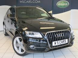 Audi Q5 1 9 Tdi - used audi q5 2 0 tdi quattro s line plus panoramic sunroof
