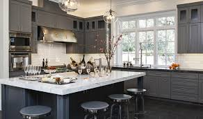 kitchen design grey cabinets outofhome