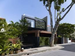 Home Exterior Design 2015 Tropical Minimalist Home Exterior Design 4 Home Ideas