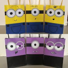 minion gift bags 62 best goody bags images on birthdays goodie bags