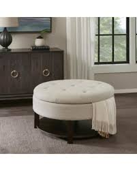 madison park storage ottoman memorial day shopping special madison park javier cream ivory