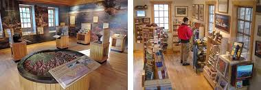 Department Of Interior Gift Shop North Rim Grand Canyon National Park U S National Park Service