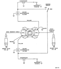 figure 5 27 breaker point ignition wiring diagram