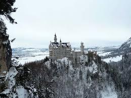 Neuschwanstein Castle Germany Interior Schloss Neuschwanstein In Winter Is Brilliant Expatior Com