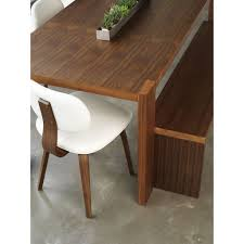 Gus Modern Desk Gus Modern Thompson Chair Walnut White Sportique