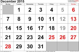 december 2015 calendar printable version december 2015 calendar printable calendars brilliant for dontrefer