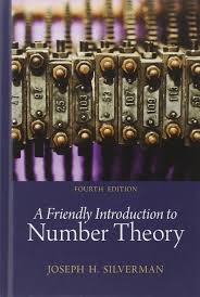 a friendly introduction to number theory 4th edition joseph h