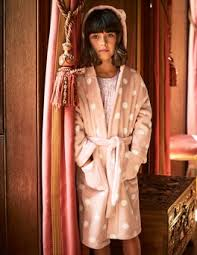 Girls Dressing Gown At Boden