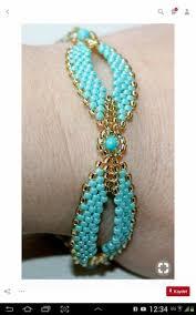 307 best beaded bracelet images on pinterest patterns bead