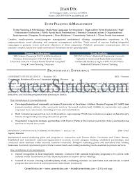 Coordinator Sample Resume by Planner Resume Sample Free Resume Example And Writing Download