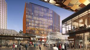 Rutgers New Brunswick Barnes And Noble As Ferren Mall Demolition Progresses City Looks Toward Future