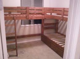 Bunk Beds For 4 Todd S Custom Bunk Beds The Wood Whisperer