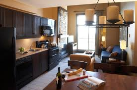 small kitchen living room ideas kitchen and living room design ideas inspiring nifty blending