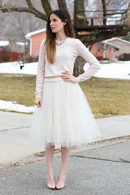 how to make tulle skirt simple tulle skirt tutorial