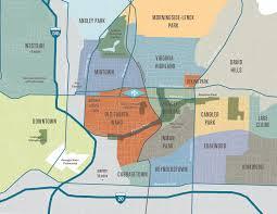 Map Of Atlanta Map Of Atlanta Airport Luxury Ponce City Market U2013 Cashin60seconds Info