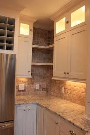 corner storage cabinet in kitchen the kitchen is the of this home daisymaebelle