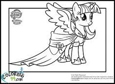 pony coloring pages 9 sheets a4 8 3 11 7 inches