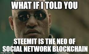 Social Network Meme - matrix morpheus meme imgflip