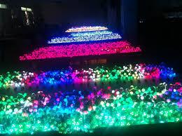 12v Led Light String by 12mm Ws2811dmx 9883 F8 Rgb Led Pixel Lights Ip68 Waterproof Dc5v