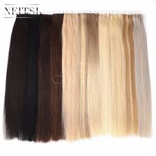 18 Remy Human Hair Extensions by Online Get Cheap 100 Remy Human Hair Tape Extensions Aliexpress