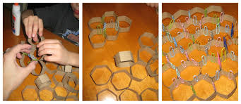 relentlessly fun deceptively educational bees hexagons and a