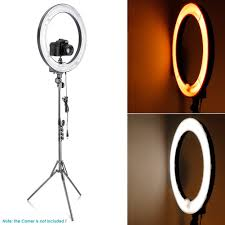 neewer led ring light amazon com neewer orange and white color filter set for neewer 18
