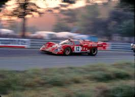 ferrari 512 m at 1971 24 hours of le mans passione pinterest