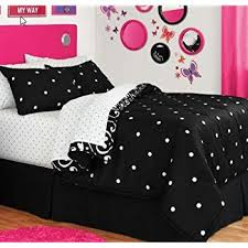 Polka Dot Comforter Queen Amazon Com Loft Style Spot The Dot Modern Bedding Comforter Set