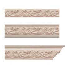 moldings trim unfinished decorative moldings and trim
