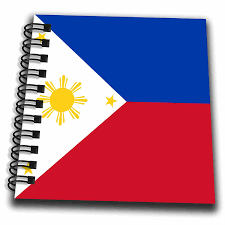 Red Blue Yellow Flag Amazon Com 3drose Db 159807 2 Flag Of The Philippines Filipino