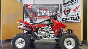 honda trx 450r electric start motorcycles for sale
