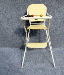 chaise haute pliante b b chaise haute pliante bébé ée 50
