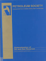 petroleum society monograph 1 determination of oil and gas