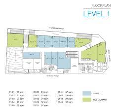 Bugis Junction Floor Plan by Trio Condoppty Com Condo Property Singapore