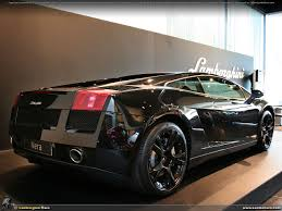 lamborghini gallardo back gallardo nera gallnera41 hr image at lambocars com