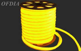 led 2 wire rope lights for commercial