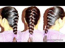 step to step hairstyles for medium hairs how to basic french braid hair tutorial step by step