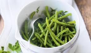 cuisiner haricots verts frais haricots verts fins surgelés les légumes picard