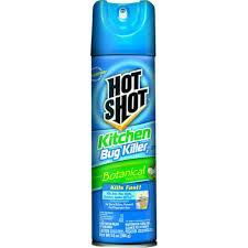 shot 14 oz aerosol kitchen bug killer hg 4470 7 the home depot