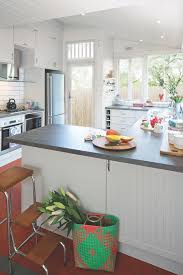 kitchen gallery light and airy kaboodle kitchen