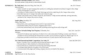 exles of resumes for college high school sle mba admission darden application essay